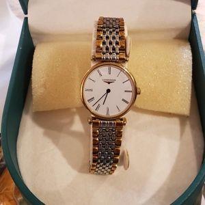 Vintage Ladies Longine Watch - La Grande Classique